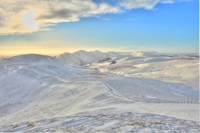 Pentland Range of Hills