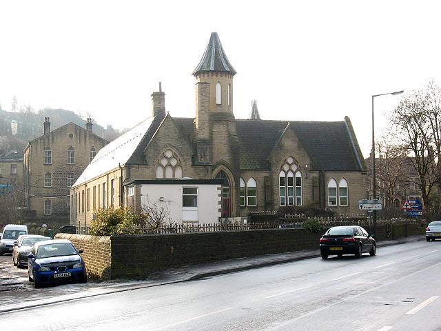 West Vale primary school
