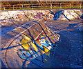 NS4365 : Skateboarding Pit, Linwood by wfmillar