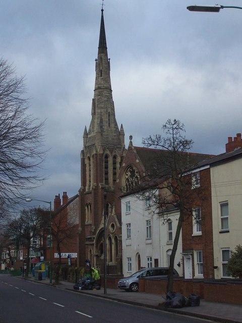 Hamstead Road Baptist Church, Handsworth