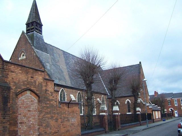 Triumphant Church Of God, Lozells