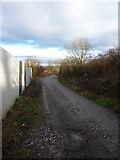 SD7328 : Road to Lower Aspen Farm by Alexander P Kapp