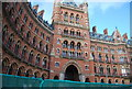 TQ3082 : The Former Midland Grand Hotel, St Pancras Station by N Chadwick