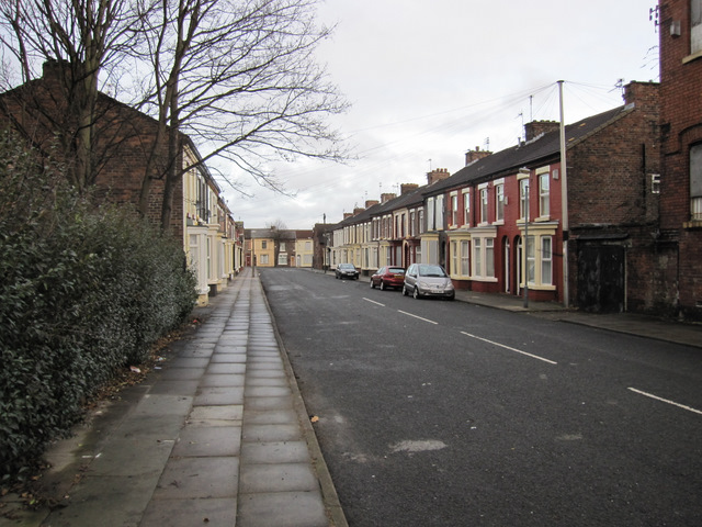 Treborth Street, Toxteth