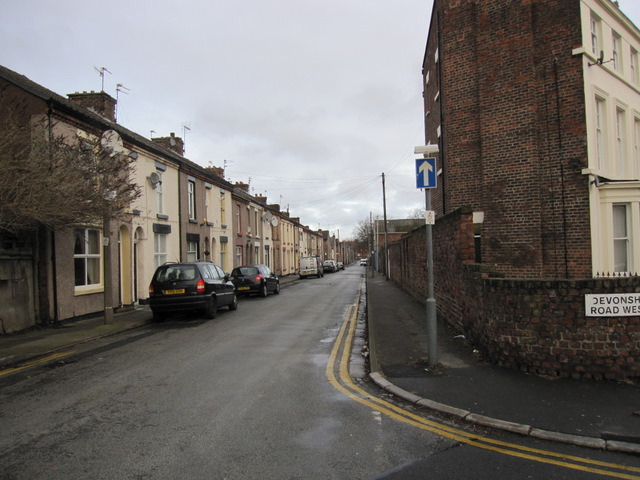South Street, Toxteth