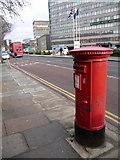 TQ1985 : Wembley: postbox № HA9 135, Empire Way by Chris Downer