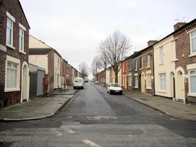 Gwydir Street, Toxteth