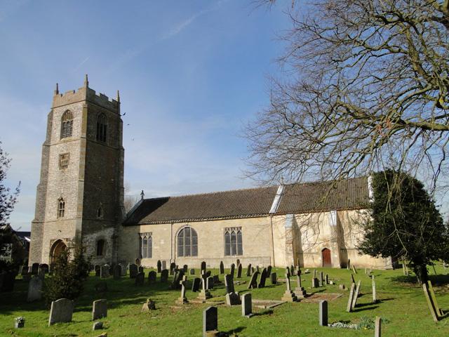 Holme-next-the-Sea St Mary's church