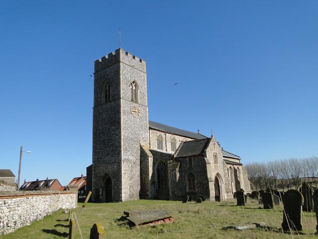 Wighton All Saints church