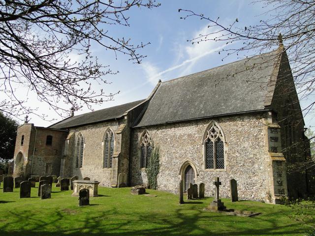 Little Fransham St Mary's church