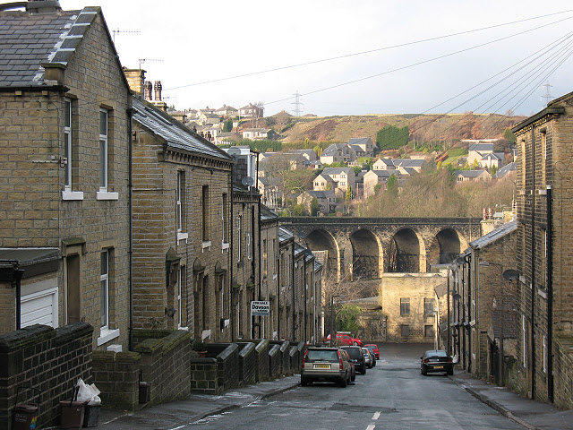 Middle Dean Street, West Vale