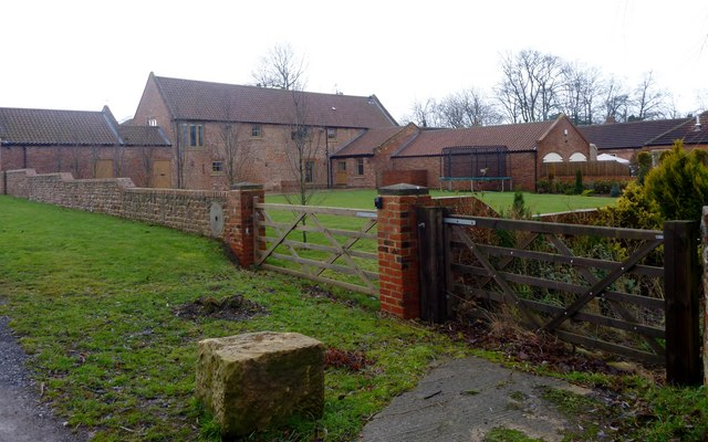 The Granary, Over Dinsdale