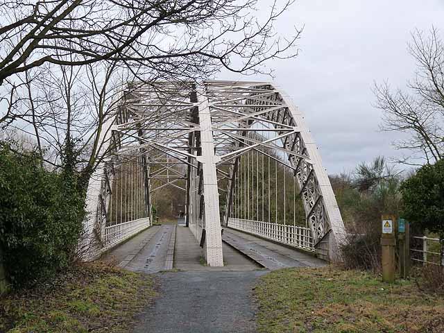 Hagg Bank Bridge