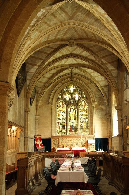 St.Edmund's chancel