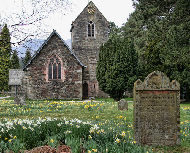 Church of St Patrick, Patterdale