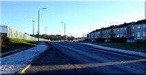 NS3373 : A761 Kilmacolm Road by Thomas Nugent