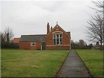 SK7368 : Egmanton Village Hall by Jonathan Thacker