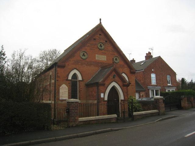 The Methodist Chapel Egmanton