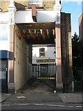 TQ4077 : Blackheath Battery Company by Stephen Craven