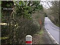 SU9922 : The A272 near Petworth going east by Shazz