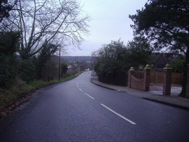 Hadley Road by David Howard