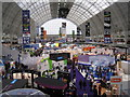 TQ2479 : BETT Show - 2011 by Given Up