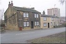 SE2334 : Houses - Swinnow Road by Betty Longbottom
