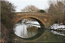 SP3300 : Boat through the bridge by Bill Nicholls