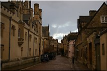SP5106 : Oxford: Merton Street by Christopher Hilton