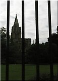 SP5105 : Oxford: Christchurch through the back gate onto the Meadow by Christopher Hilton