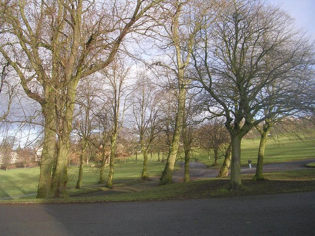 Peel Park - from Harrogate Street