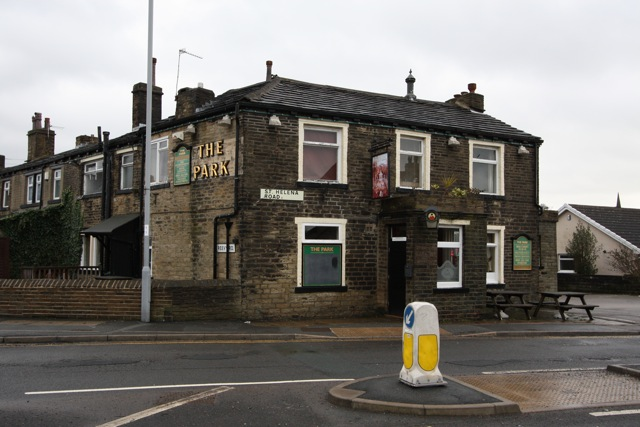 'The Park' Public House, Wibsey