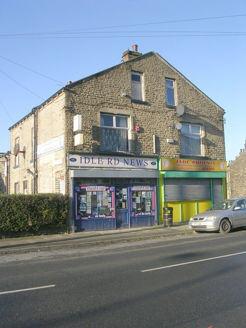 Idle Rd News - Idle Road