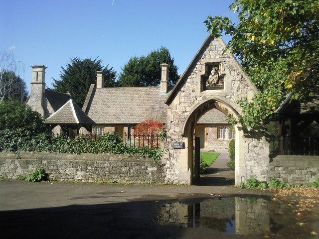 Farnell's Almshouses, Isleworth
