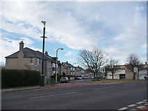 NT2276 : Camera at the corner of Crewe Road West by Christine Johnstone