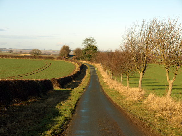 The Road to Southburn by Andy Beecroft