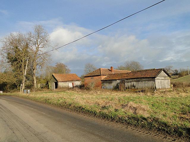 North Grange Farm, Sibton