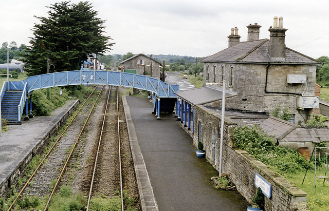 Dromod Station