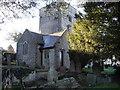 SS9674 : St Tydfil's Church, Llysworney by John Lord