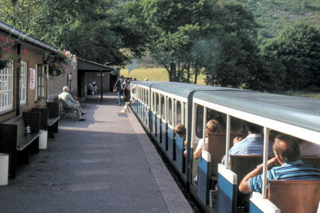 Ravenglass & Eskdale Railway - 1983