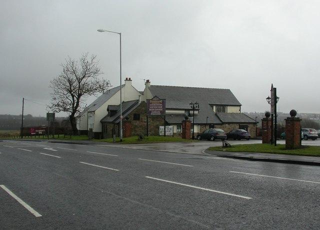 Hunger Hill, Tavernfayre