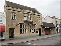 ST5038 : Glastonbury Post Office by Bill Nicholls