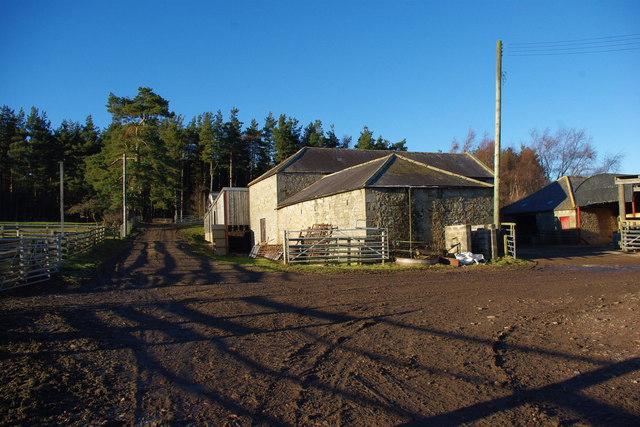 Hepple Whitefield Farm
