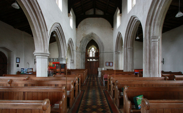 St Swithun, Great Chishill - West end