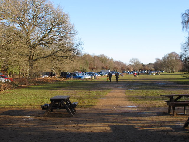 Burnham Beeches car park