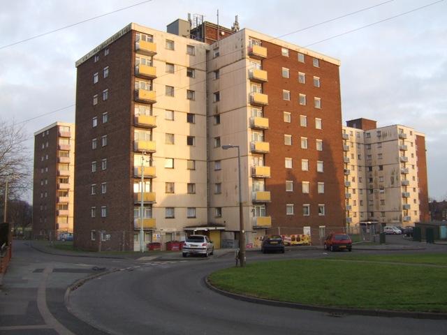 Council Housing - Lathe Court