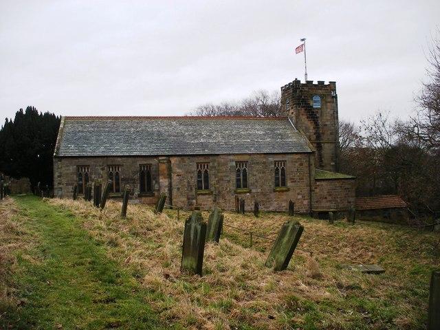 St Hilda's Church, Hinderwell