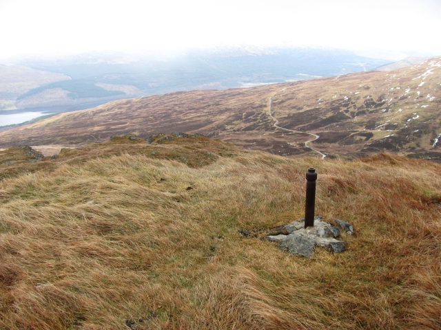 Survey point, Sròn Dha Mhurchaidh