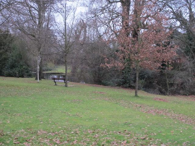 Hayes Recreation Gardens