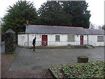J0458 : Fair View Small Hall, Tannaghmore Gardens by Kenneth  Allen